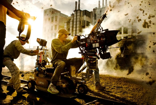 Transformers Age of Extinction Michael Bay
