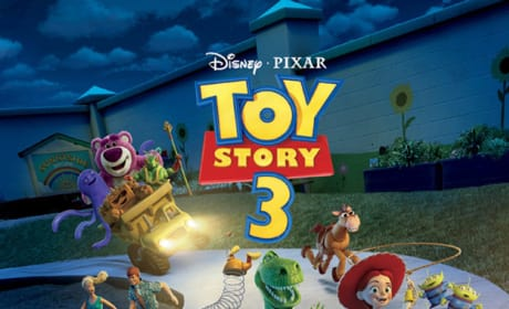 The Toys Escape on International Toy Story 3 Poster!