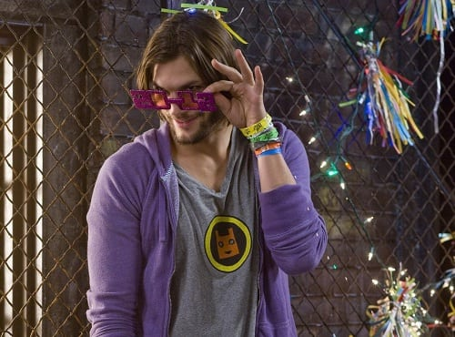 Ashton Kutcher in New Year's Eve