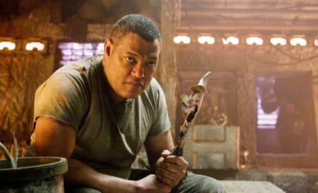 Laurence Fishburne as Noland