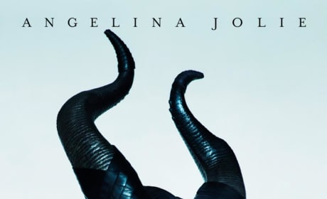 Maleficent IMAX Poster: Angelina Jolie Is Larger-Than-Life Evil!