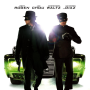 The Green Hornet White Poster