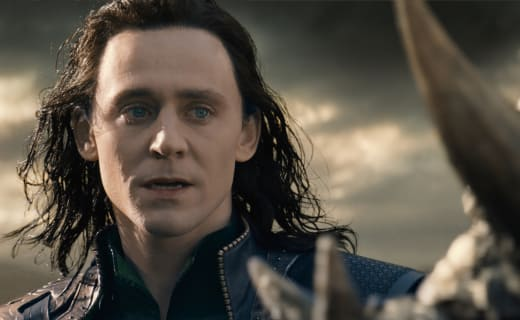 Tom Hiddleston Loki Thor: The Dark World Photo