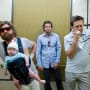 The Cast of The Hangover