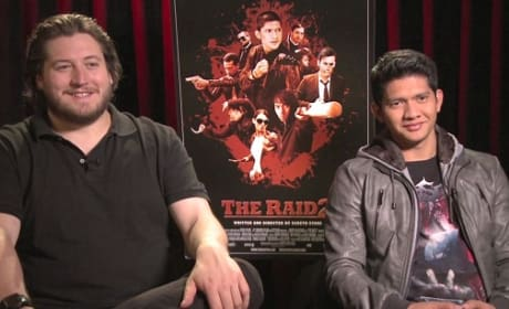The Raid 2 Gareth Evans Exclusive Interview