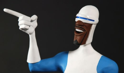 The Incredibles Frozone