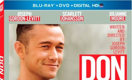 Don Jon Exclusive Giveaway: Win Joseph Gordon Levitt Blu-Ray!