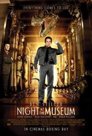 Night at the Museum Photo