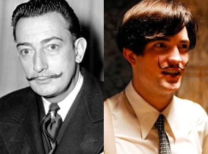 Pattinson vs. Dalí