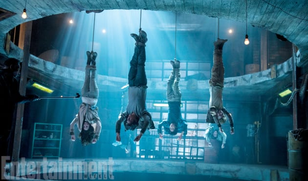 Maze Runner: The Scorch Trials Still Photo