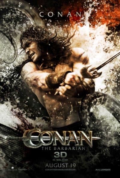 Jason Momoa Plays THE Conan