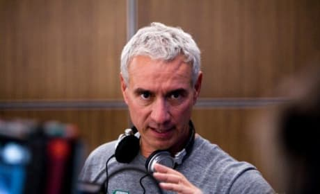 Roland Emmerich directs with intensity