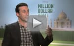 Million Dollar Arm Exclusive: Jon Hamm Interview