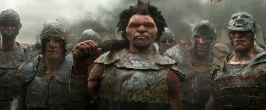 The giants of Jack the Giant Slayer