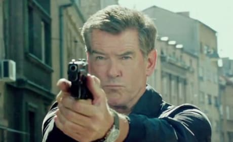 The November Man Star Pierce Brosnan