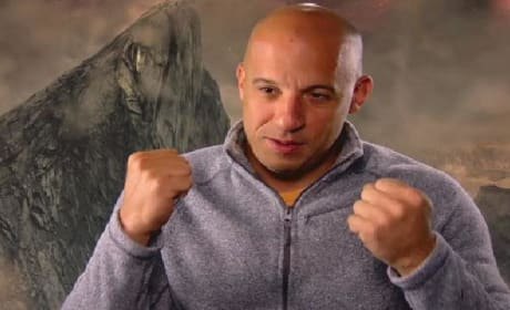 Riddick Featurette: Inside the Vin Diesel Franchise