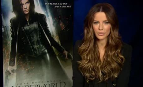 Kate Beckinsale in Underworld Awakening: Legacy