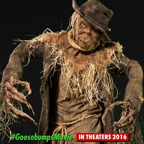 Goosebumps Scarecrow Photo