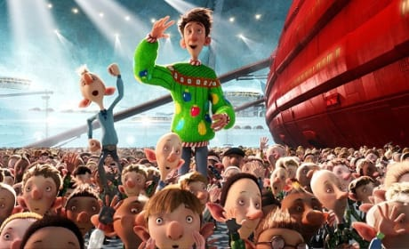Arthur Christmas Trailer Premieres: Movie Fanatic Marks Christmas in October