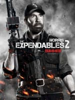 The Expendables 2 Character Poster: Norris