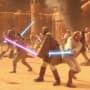 Revenge of the Sith Battle Scene Photo