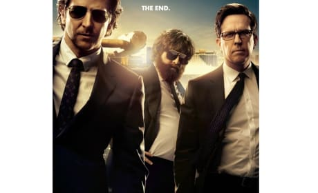 The Hangover Part III Giveaway: Win a Giraffe Theme Prize Pack!