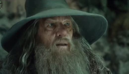 Ian McKellen The Hobbit: The Desolation of Smaug