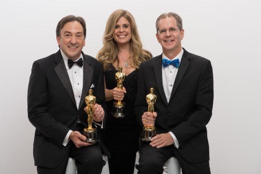 Frozen Directors Jennifer Lee Chris Buck