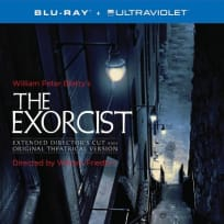 The Exorcist 40th Anniversary Blu-Ray