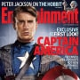 EW Captain America Cover