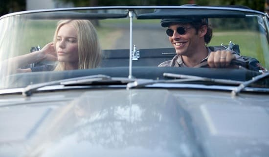 Kate Bosworth and James Marsden in Straw Dogs