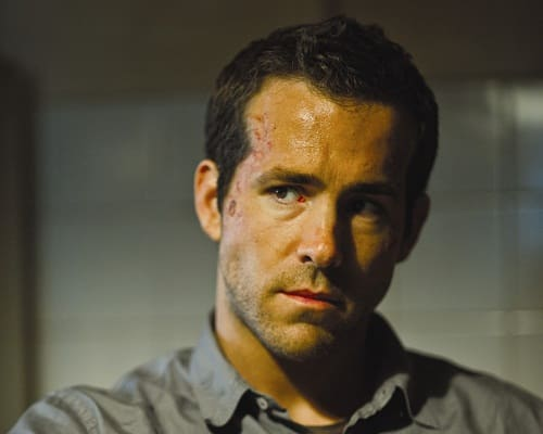 Ryan Reynolds in Safe House