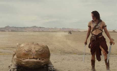 John Carter Star Taylor Kitsch