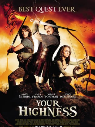 Your Highness International Poster