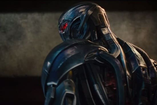 Avengers Age of Ultron Ultron Still