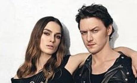 James McAvoy, Keira Knightley Talk Atonement