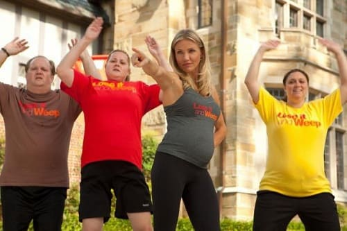Cameron Diaz Stars in What to Expect When You're Expecting