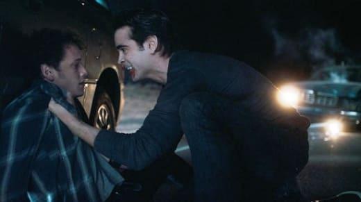 Colin Farrell Stars in Fright Night
