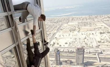 Mission Impossible Ghost Protocol Clip