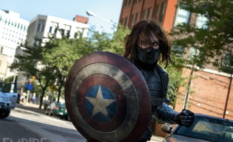 Captain America: Winter Soldier Sebastian Stan