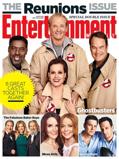 Ghostbusters Reunited