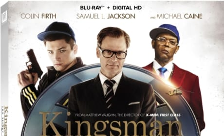 Kingsman The Secret Service Announces DVD Release Date, Bonus Features!