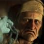 Jim Carrey as Ebenezer Scrooge!