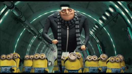 Gru and His Minions