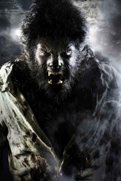 Benico is the Wolfman!