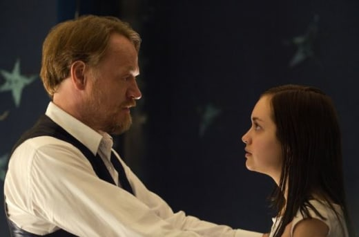 The Quiet Ones Jared Harris Olivia Cooke