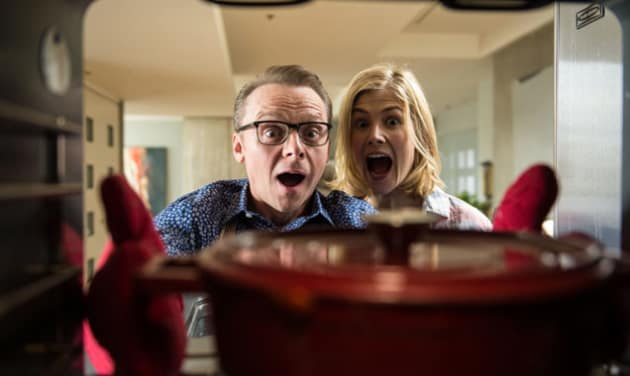 Simon and Rosamund Truly Cook