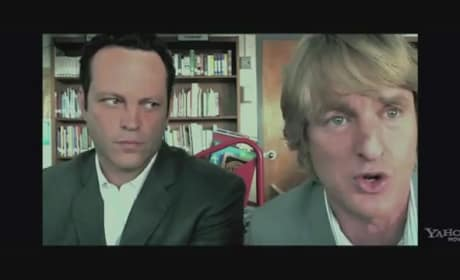 The Internship Clip: Owen Wilson and Vince Vaughn's Interview