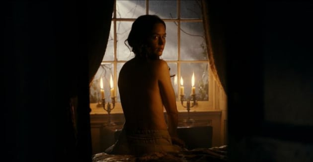 Emily Blunt Topless in the Wolfman