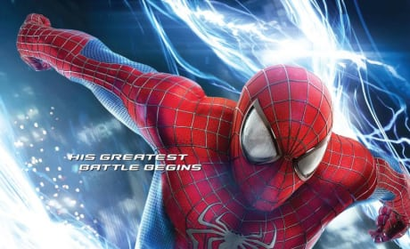 The Amazing Spider-Man 2 International Movie Poster
